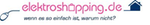 Angebote undRabatte bei Electroshopping.de