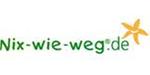 Angebote undRabatte bei Nix-Wie-Weg.de